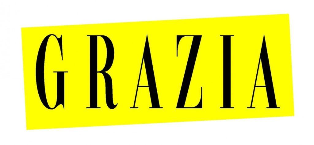 Grazia Logo Presse Referenzen